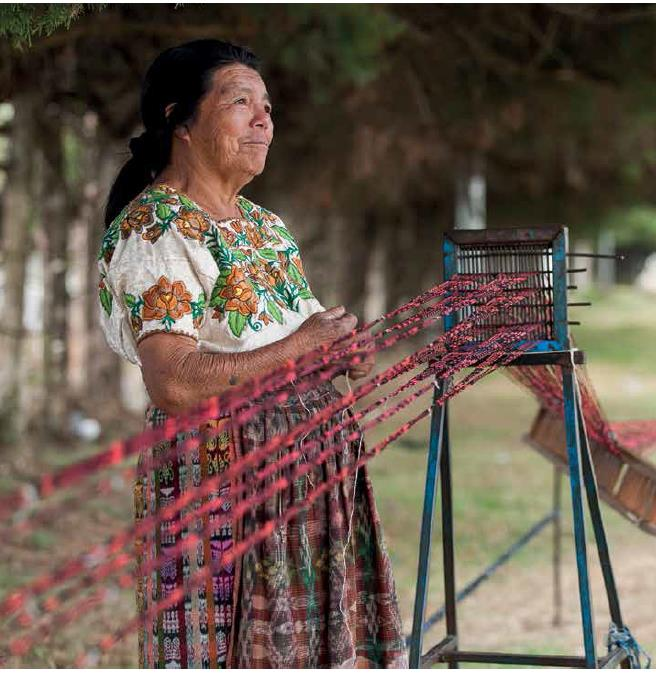 Traditioanal Weavers of Guatemala