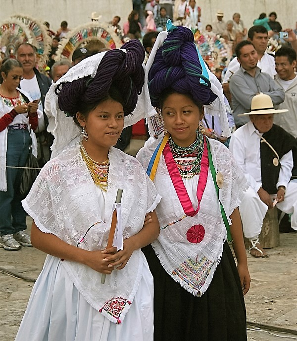 Textile Fiestas of Mexico