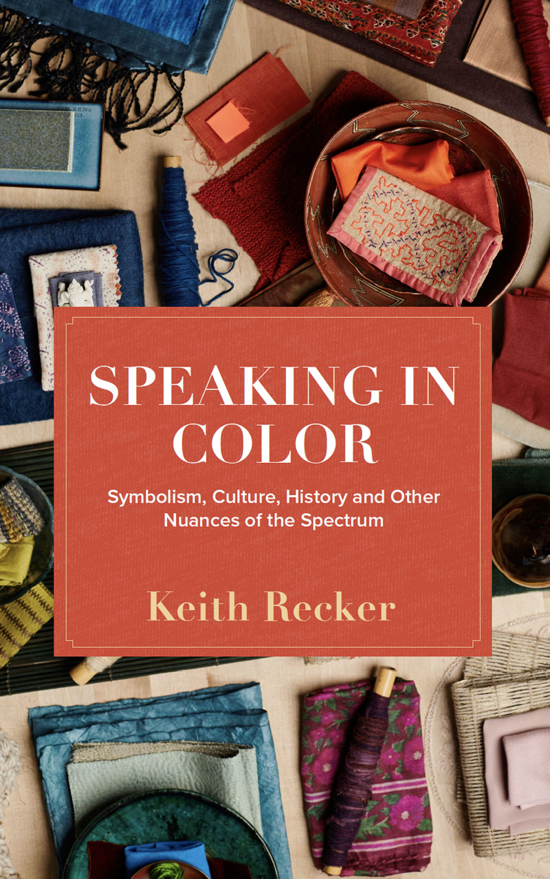 Speaking in Color Free PDF eBook by Keith Recker